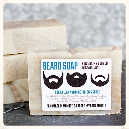 Natural Beard Care Soap Green Roost Culpeper Virginia Boutique
