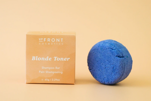 Enlightening Shampoo Bar (Blonde Toner)