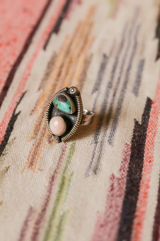 Vintage Southwest Statement Ring