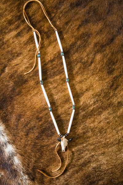 Stampede Necklace - Cowgirl Relics