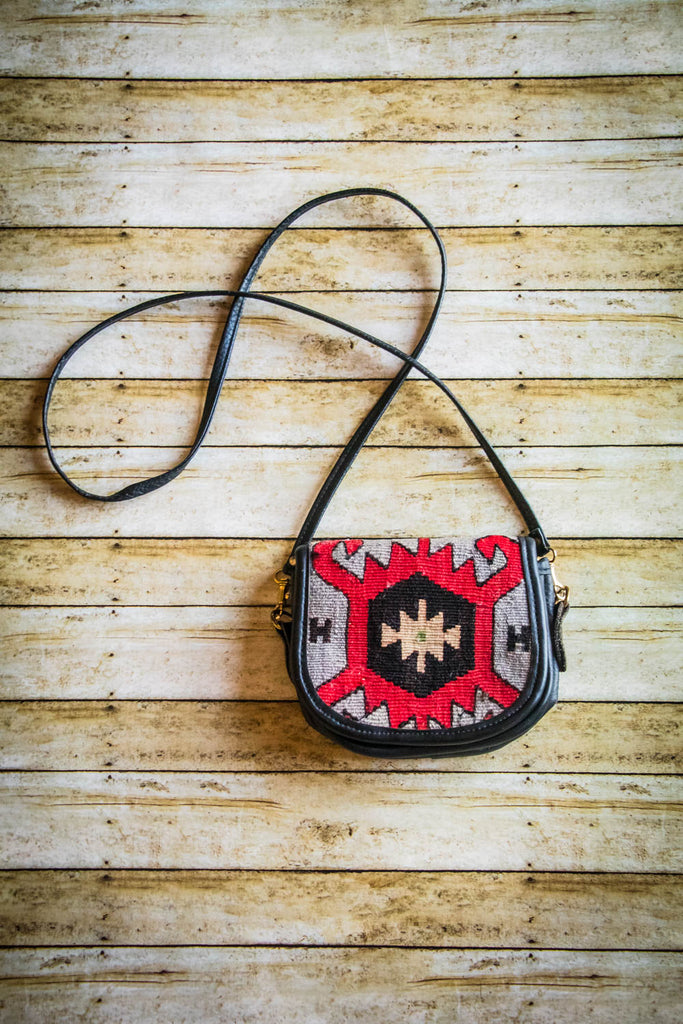 Vintage Southwest Purse - Cowgirl Relics