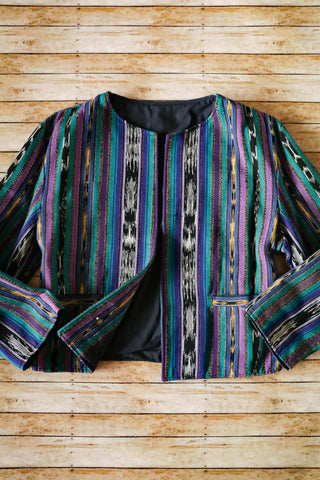 Vintage Serape Jacket - Cowgirl Relics