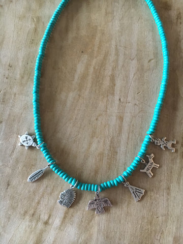 Seminole Canyon Necklace - Cowgirl Relics