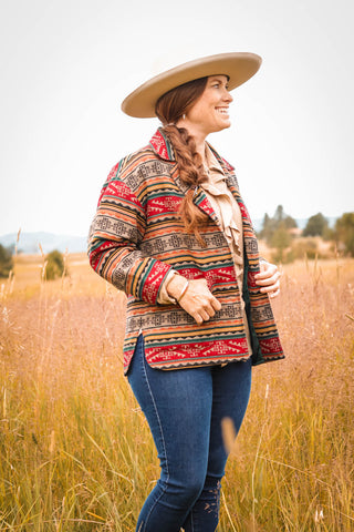 Vintage Pendleton Southwest Jacket
