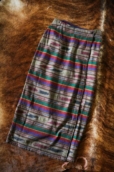 Vintage Southwest Skirt