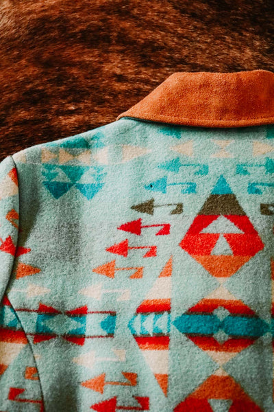 Vintage Pendleton Southwest Coat