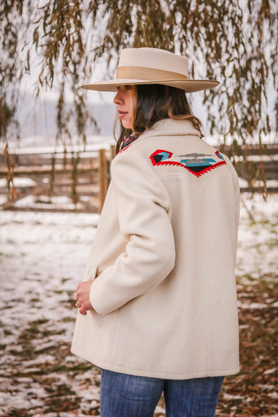 Vintage Pioneer Wear Chimayo Coat