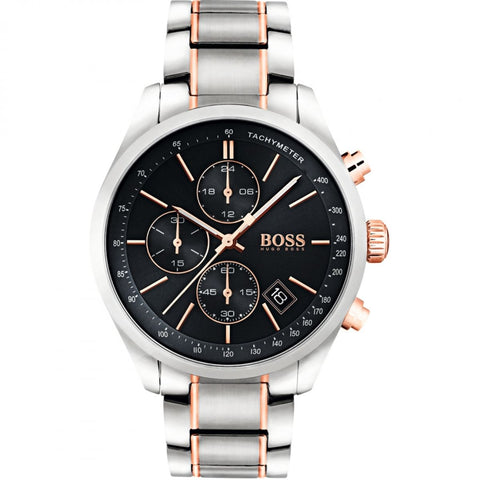 Hugo Boss 1513473 Gents Grand Prix Chronograph Watch - Richard Miles Jewellers