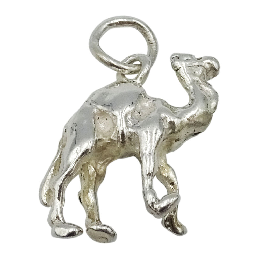 925 Sterling Silver Miniature Camel Pendant 3.6g - Richard Miles Jewellers