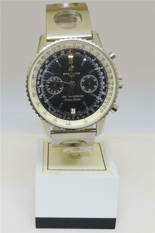 Breitling Mens Chrongraph Navitimer 125th Anniversary Swiss A26322 2009 Watch