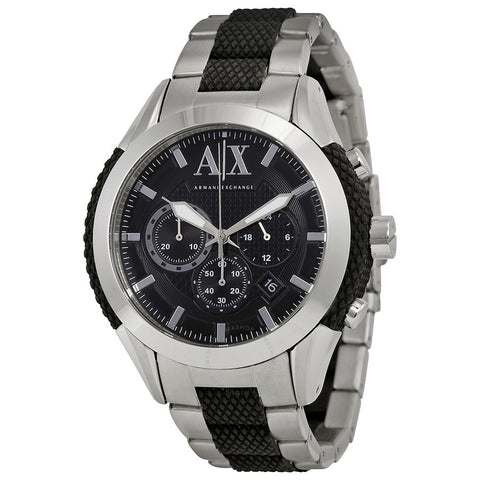 Mens Armani Exchange Chronograph Watch AX1214