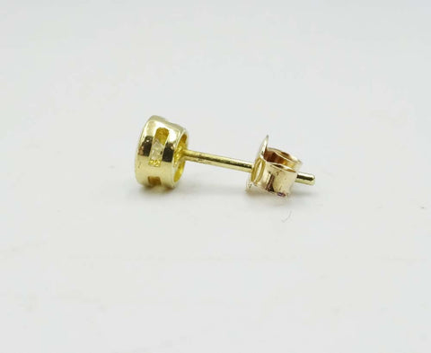 14ct Single Stud Earring