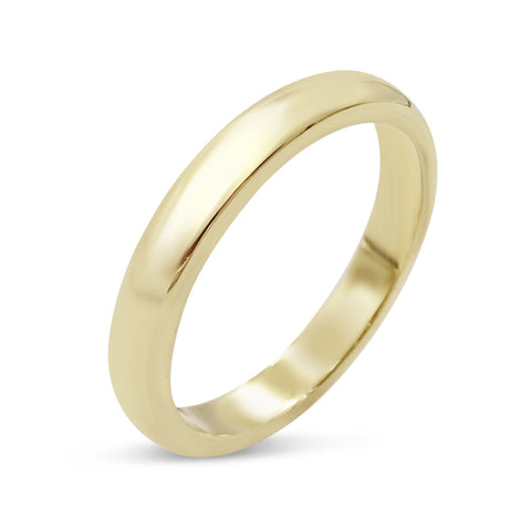 18ct Gold Ladies Wedding Band