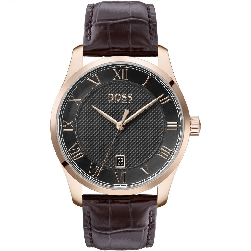 Hugo Boss Master Mens Watch 1513740