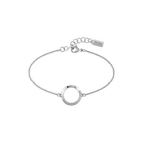 Hugo Boss Ophelia Ladies Crystal Bracelet 1580025