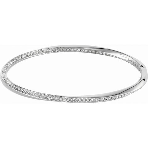 Hugo Boss Signature Ladies Crystal Bangle 1580129M