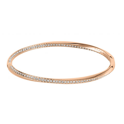 Hugo Boss Signature Ladies Crystal Bangle 1580130M