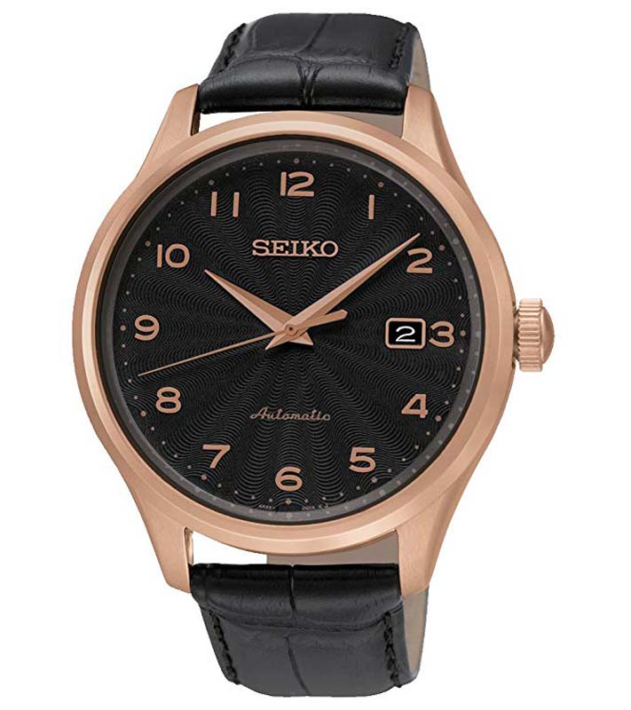 Seiko Automatic Automatic Gent's Classic Design Watch SRP706K1 - Richard Miles Jewellers