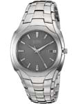 Citizen Eco-Drive Stainless Steel Mens Watch BM6010-55A