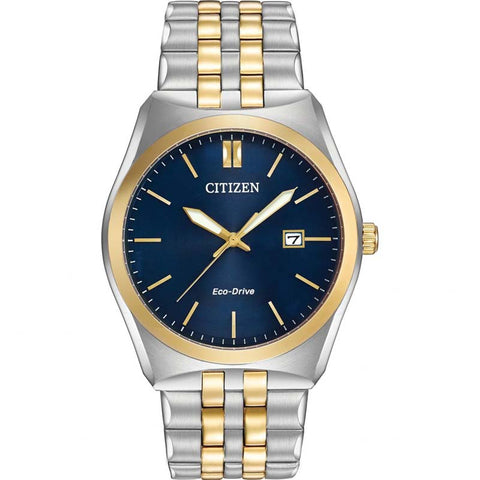 Citizen Mens Blue Corso Watch BM7334-58L - Richard Miles Jewellers