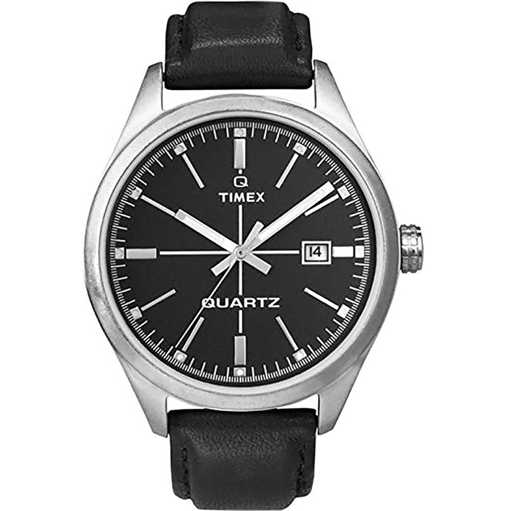 Timex T2N402ZB Original Men's Watch with Black Dial Black Strap - Richard Miles Jewellers