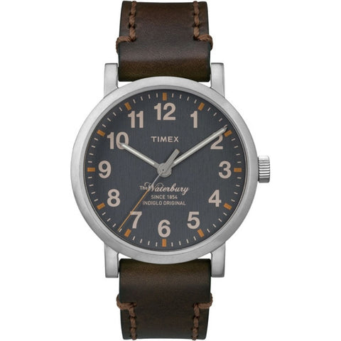 Timex TW2P58700 The Waterbury Men's Watch - Richard Miles Jewellers