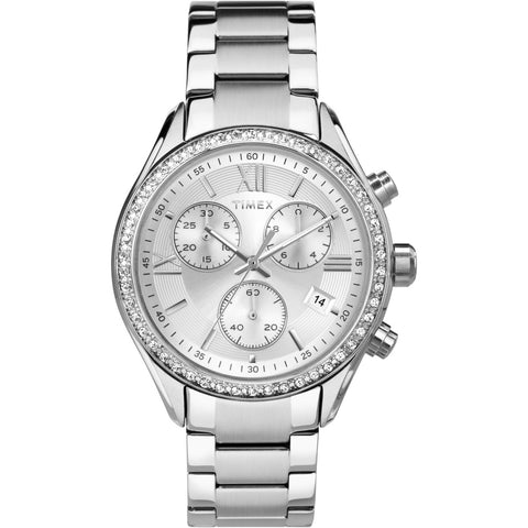 Timex TW2P66800 Ladies Miami Chronograph Watch - Richard Miles Jewellers