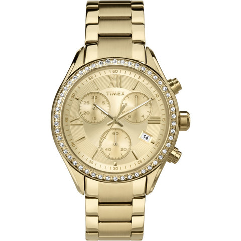 Timex TW2P66900 Ladies City Chronograph Watch - Richard Miles Jewellers