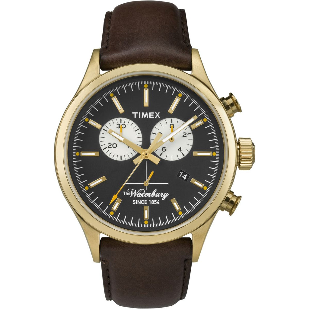 Timex TW2P75300 The Waterbury Chronograph Men's Watch - Richard Miles Jewellers