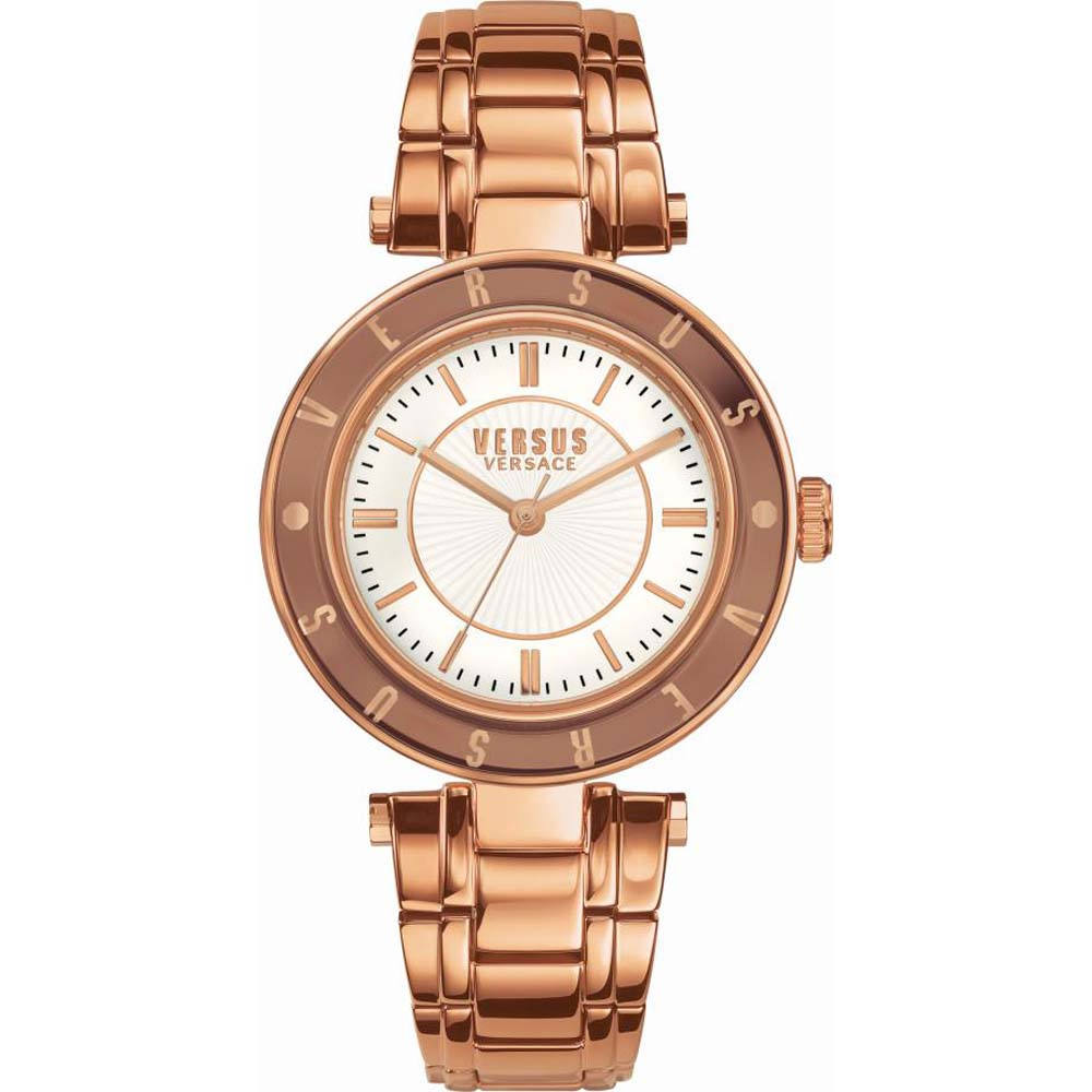 Ladies Rose Gold Versus Versace Watch SP821 0015