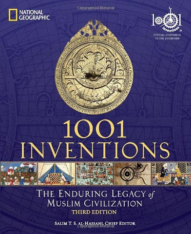 1001 Inventions: The Enduring Legacy of Muslim Civilization - ShopDMA