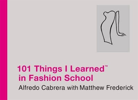 101 Things I Learned in Fashion School - ShopDMA