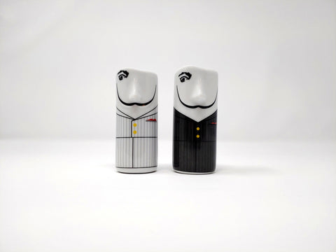 Salvador Dali Salt & Pepper Shakers
