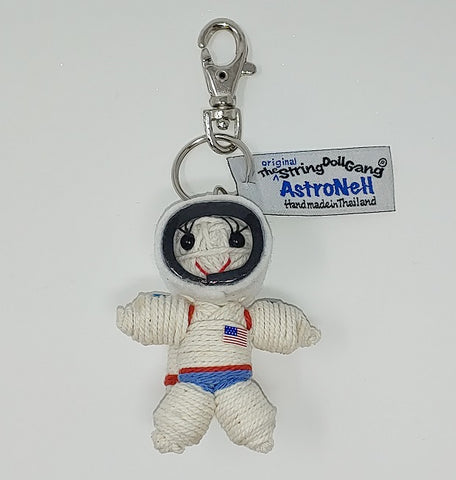AstroNell Keychain