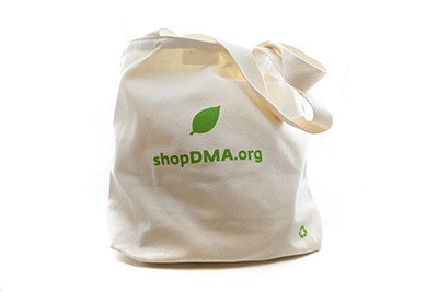 DMA Green Organic Cotton Tote