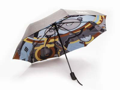 Gerald Murphy's Watch Umbrella