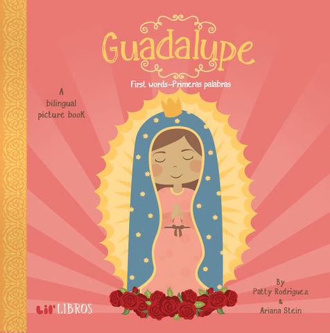 Guadalupe: First Words - Primeras Palabras - ShopDMA