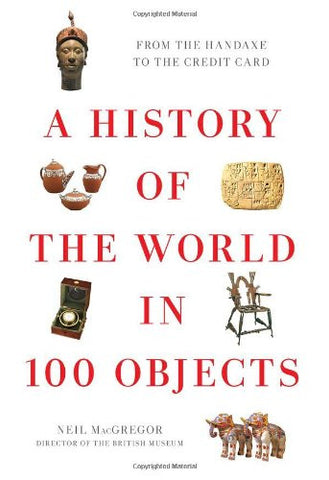 A History of the World in 100 Objects - ShopDMA