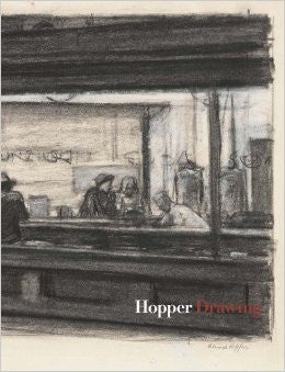 Hopper Drawing