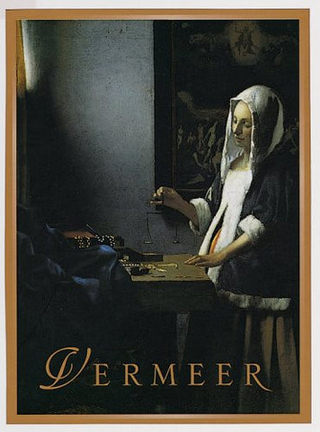 Vermeer Notecards