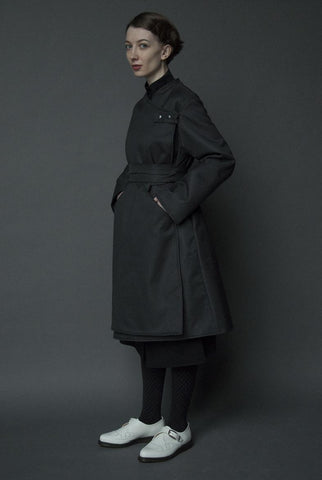 Куртка Parka DS02 Black