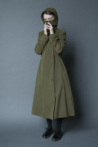 Куртка Parka DS02 Forest