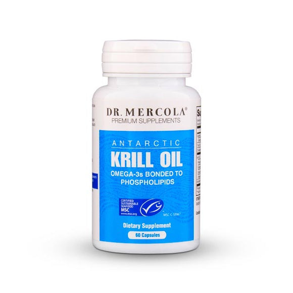 Dr. Mercola - Krill Oil (60 count)