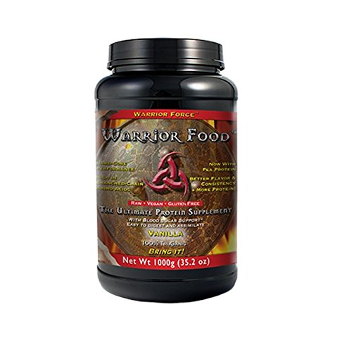 HealthForce - Warrior Food, vanilla (1000 grams)