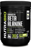 NutraBio - Beta Alanine (360 grams)