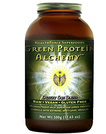 HealthForce - Green Alchemy Protein (500 grams)