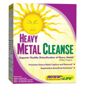 Renew Life - Heavy Metal Cleanse