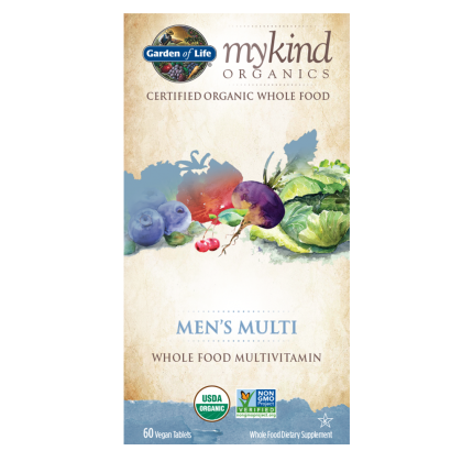 Garden Of Life - myKind Mens Multi (60 vegan tablets)