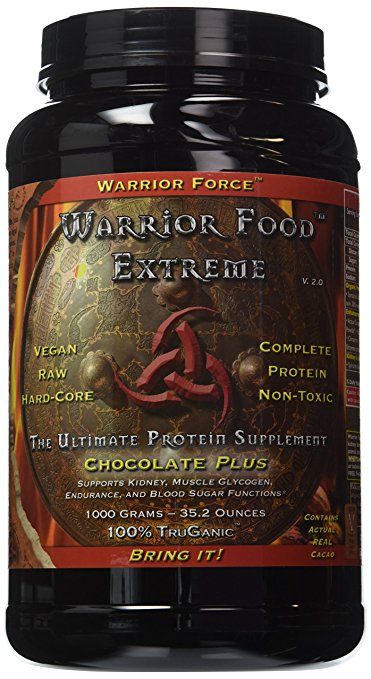 HealthForce - Warrior Food, chocolate (1000 grams)