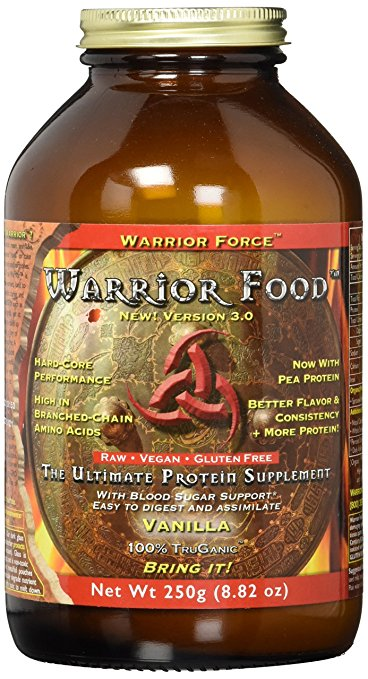 HealthForce - Warrior Food, vanilla (250 grams)